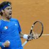 Fabio Fognini trascina l'Italia ai quarti di Coppa Davis