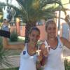 Debora Ginocchio Campionessa Italiana di Doppio Femminile Under 14