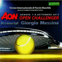 Aon Open Challenger Memorial Giorgio Messina