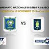 Serie A1 Maschile : Park / Aniene in semifinale