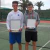 Luca Prevosto vince nell'ITF Under 18 a Malta
