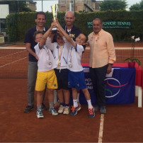 Il Park Tennis Club campione regionale under 10 maschile