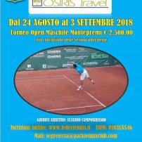 2° Torneo Open Osiris Travel
