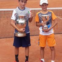 Guglielmo Verdese Campione d'Italia Under 12 Maschile alla Coppa Lambertenghi