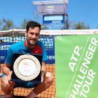 Gianluca Mager si aggiudica il Challenger di Barletta