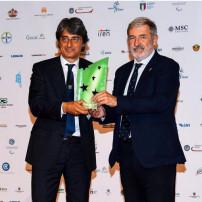 Stelle nello Sport: Premiato il Park per la brillante vittoria al Campionato di Serie A1 Maschile