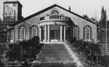 Tennis Park anni '30