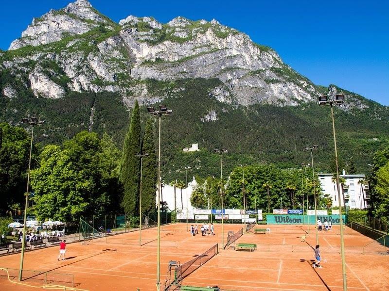 Settimana tennistica a Riva del Garda